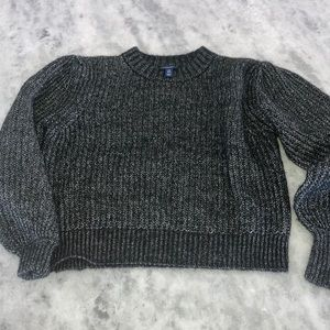 Scoop Chunky Knit Sweater